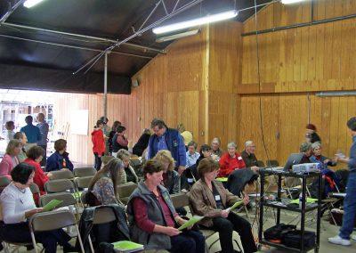 DRS Meeting; Echters