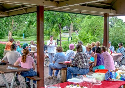 DRS Meeting; Sterne Park